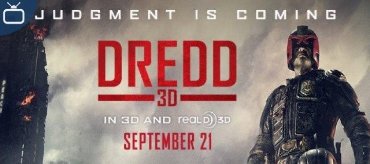 YARGIÇ DREDD Dredd 3D: Adalet Benim