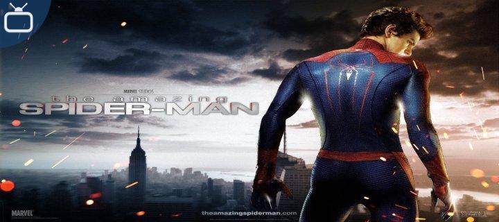 THE AMAZİNG SPIDER-MAN (İnanılmaz Örümcek Adam)