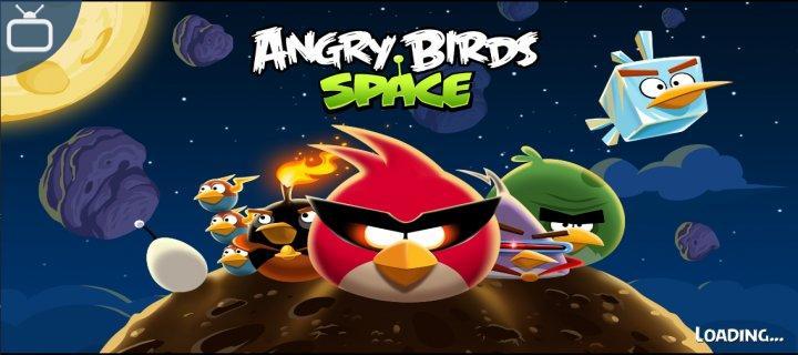 ANGRY BIRDS SERİSİNİN YENİ ÜYESİ: SPACE